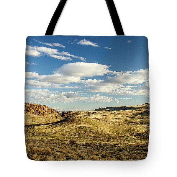 The Owyhee Desert Idaho Journey Landscape Photography By Kaylyn Franks  Tote Bag