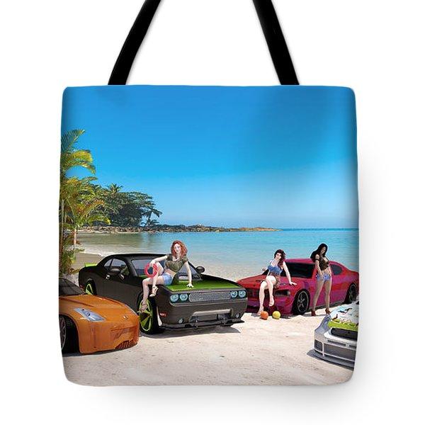 The Pack II-sand Life Tote Bag