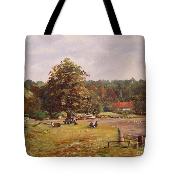 The Pack Lunch Tote Bag by Beatrice Cloake