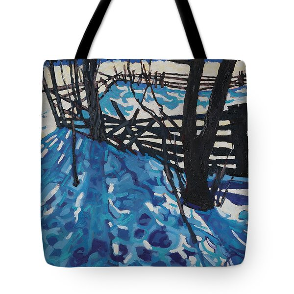 The Paddock Tote Bag by Phil Chadwick