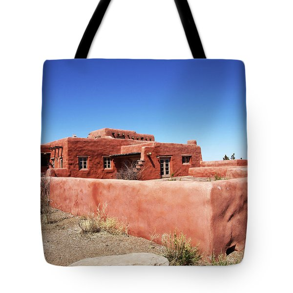 The Painted Desert Inn Tote Bag