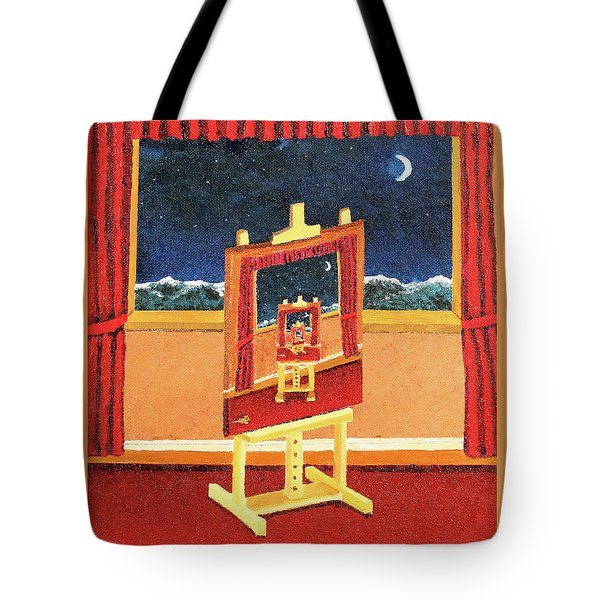 The Paintings Within Tote Bag
