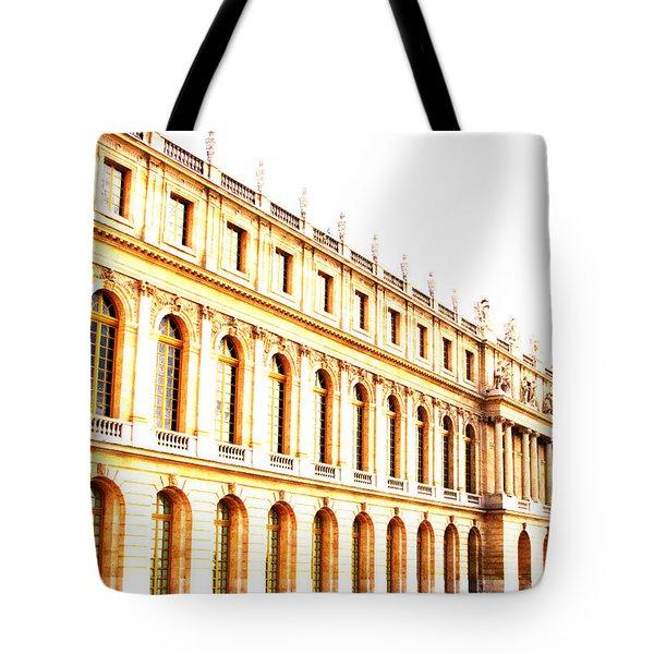The Palace Tote Bag by Amanda Barcon