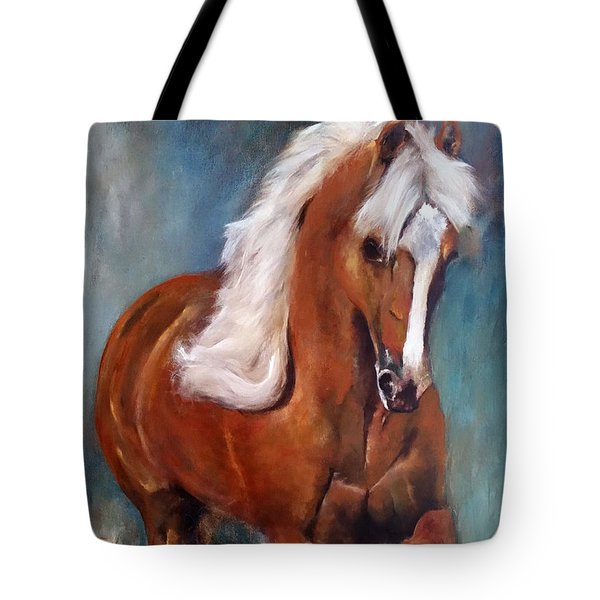 The Palomino 2 Tote Bag by Barbie Batson