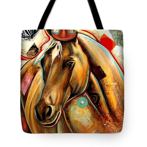 The Palomino Tote Bag