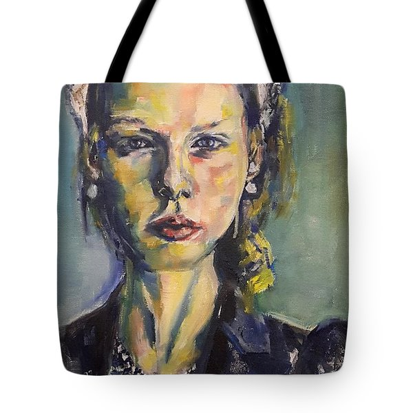 The Paper Lace Crown Queen Tote Bag