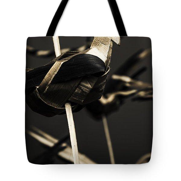 The Paper Stork Tote Bag