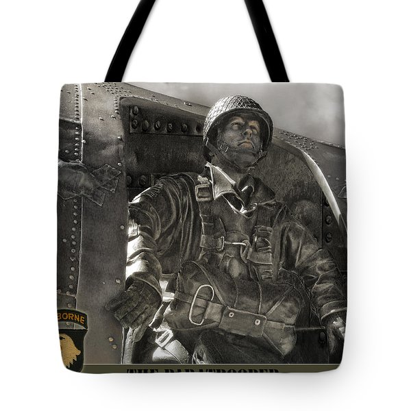 The Paratrooper Tote Bag