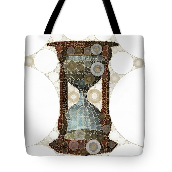 The Passage Of Time By Mb Tote Bag
