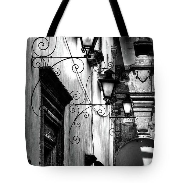 The Passage Way Tote Bag