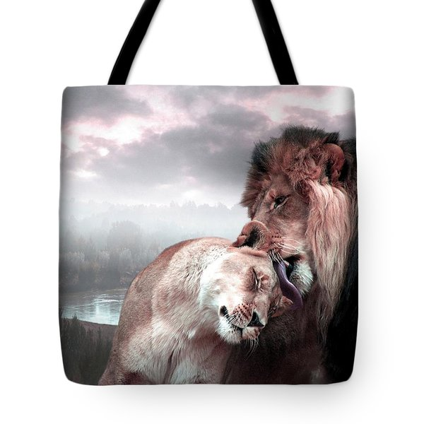 The Passion Tote Bag by Bill Stephens