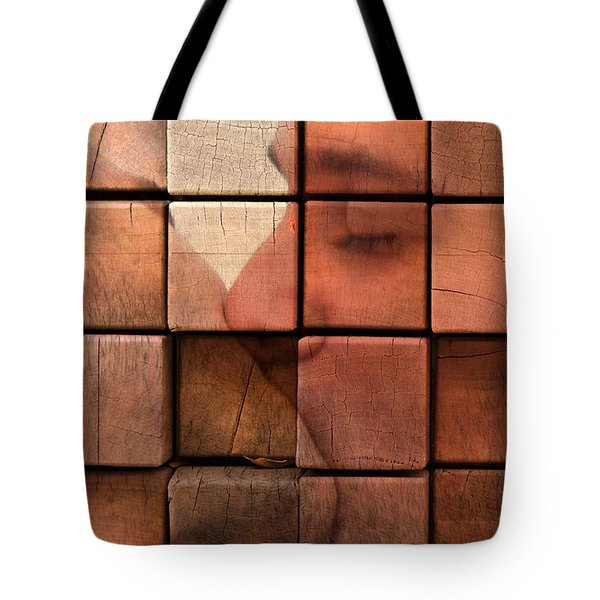 The Passion Of A Kiss 2 Tote Bag