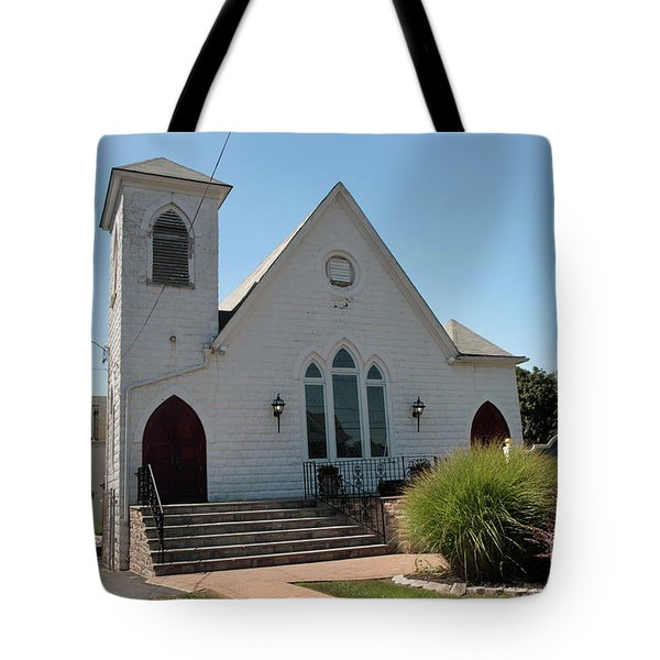 The Patchogue Seventh Day Adventist Church Tote Bag