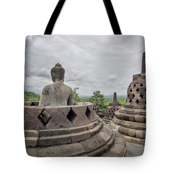 The Path Of The Buddha #5 Tote Bag