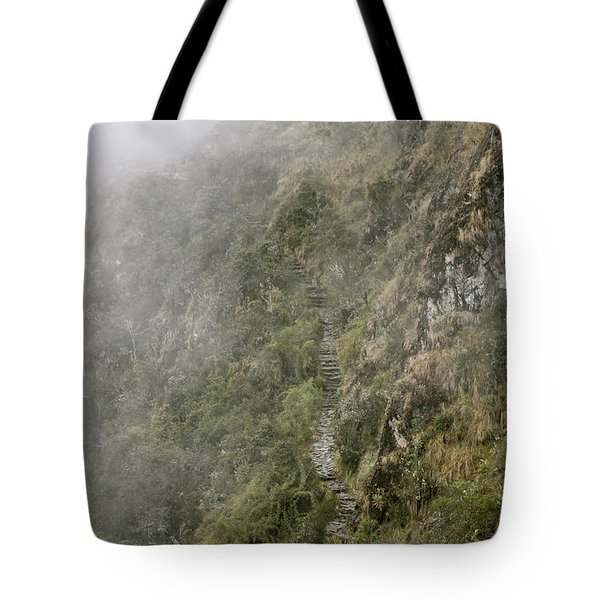 The Path To Self-discovery Tote Bag