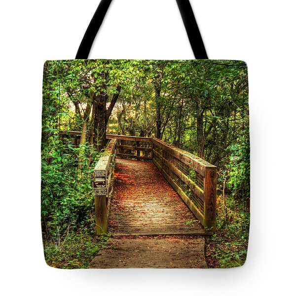 The Pathway Tote Bag