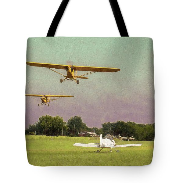 Tote Bag featuring the photograph The Pattern Is Full by James Barber