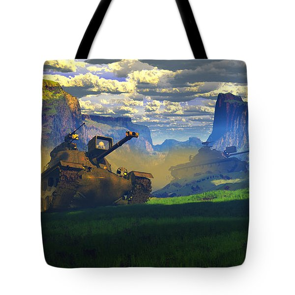 The Patton Effect Tote Bag
