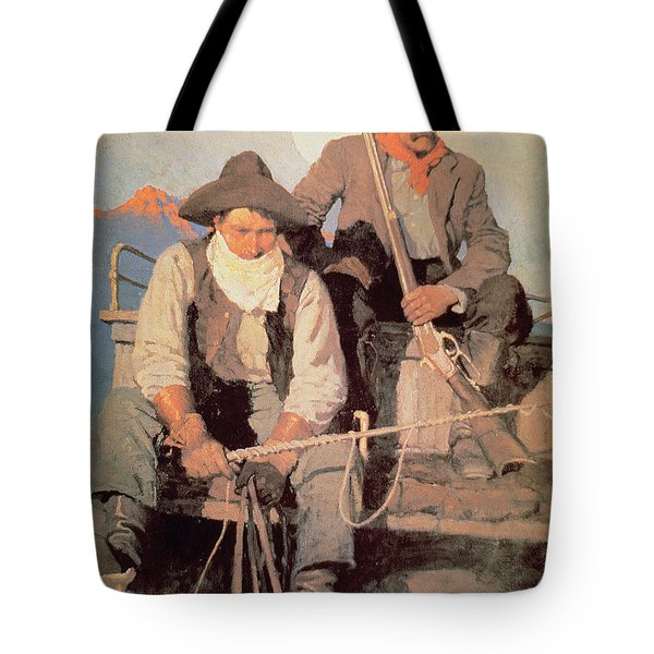 The Pay Stage Tote Bag