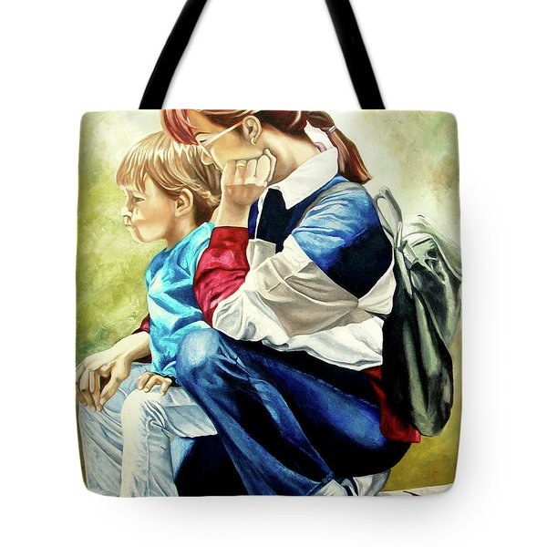 The Peace - La Paz Tote Bag