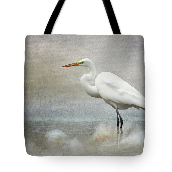 The Peace Of Wild Things Rectangle Tote Bag