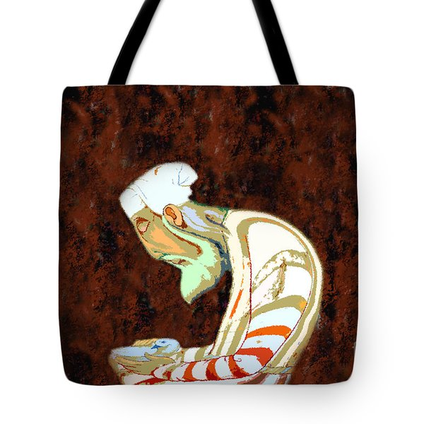 The Peaceful Man Tote Bag by David Lee Thompson