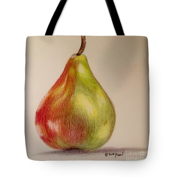 The Pear Tote Bag