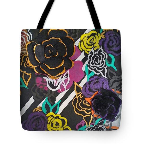 The Petals Of Prosperity Tote Bag