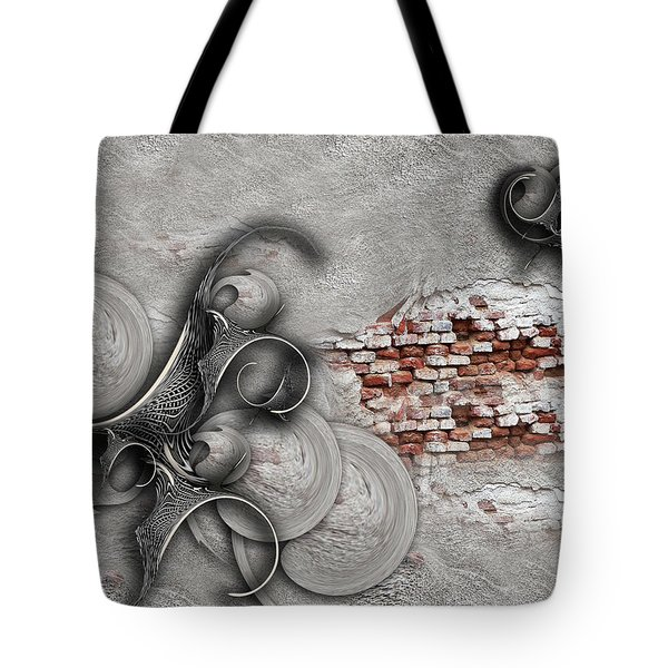 The Perceptive Compilation Tote Bag