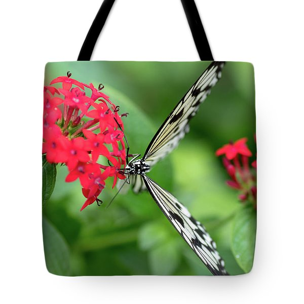 The Perfect Butterfly Land Tote Bag