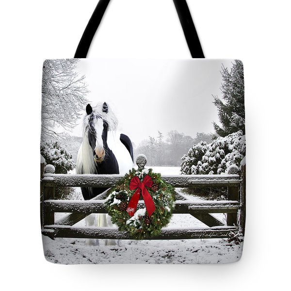 The Perfect Christmas Tote Bag