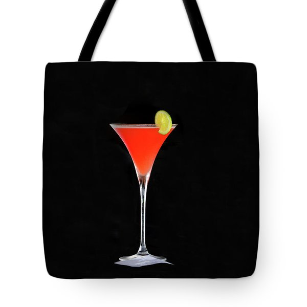 Tote Bag featuring the photograph The Perfect Drink by David Lee Thompson