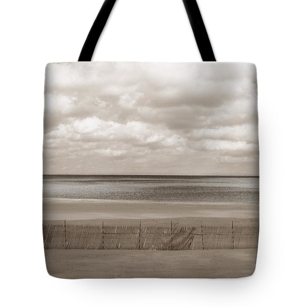 The Perfect Sky Is Torn Tote Bag by Dana DiPasquale
