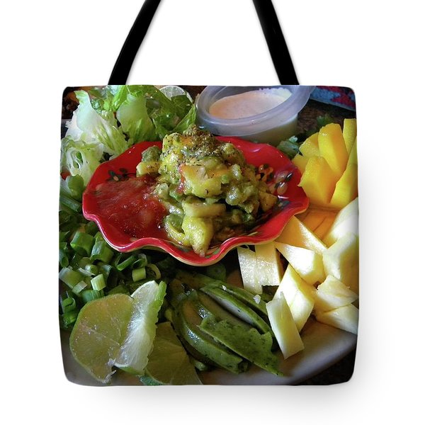 The Perfect Taco  Tote Bag