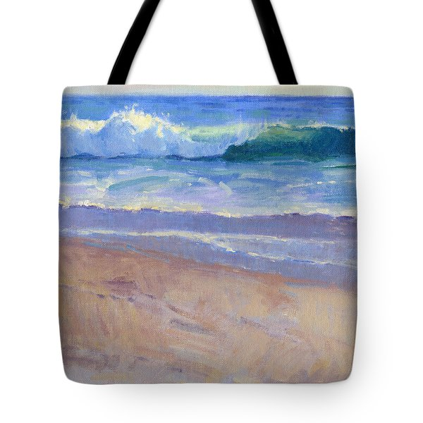 The Healing Pacific Tote Bag