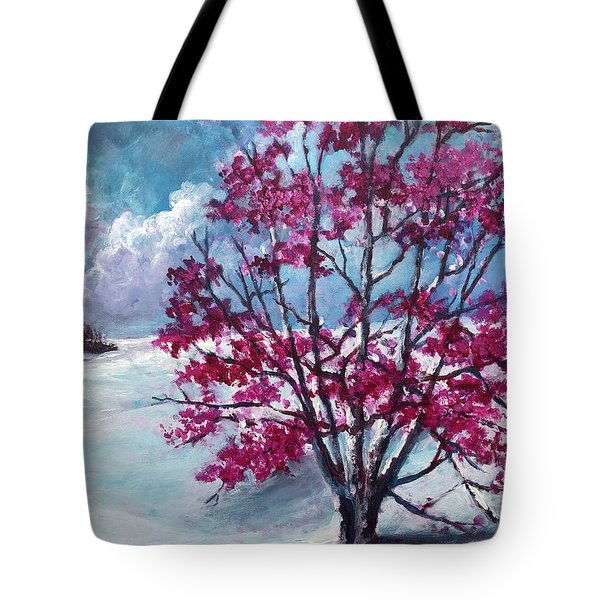 The Persistence Of Love Tote Bag