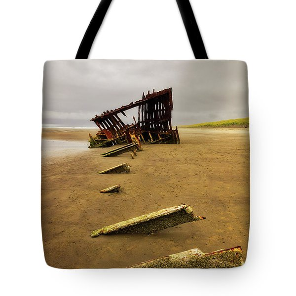 The Peter Iredale Tote Bag