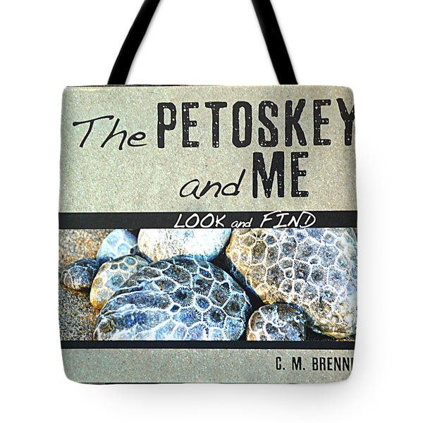 Contact Me About My New Children's Book Tote Bag