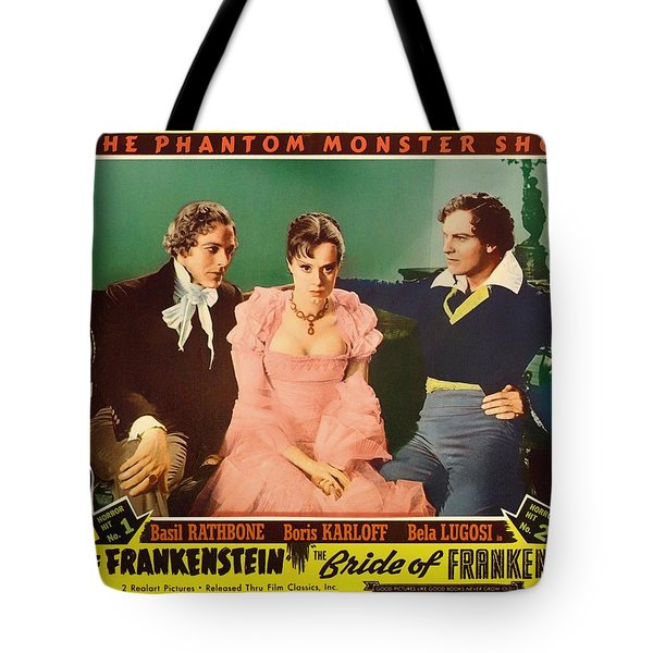 The Phantom Monster Show 1935 Tote Bag