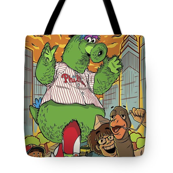 The Pherocious Phanatic Tote Bag