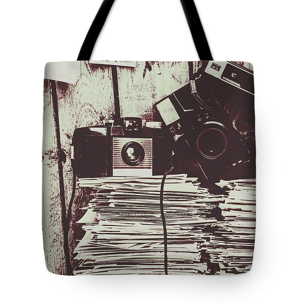 The Photo Room Tote Bag