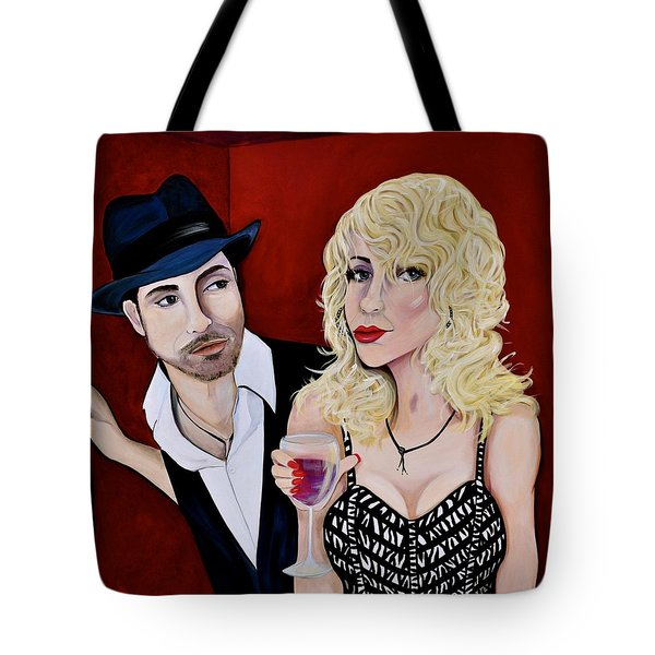 The Pick-up Line Tote Bag
