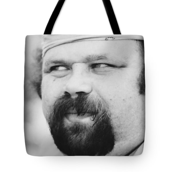 Tote Bag featuring the photograph The Pie Man Cometh by Jesse Ciazza