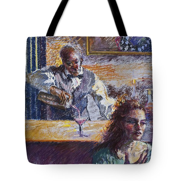 The Pied Piper Tote Bag