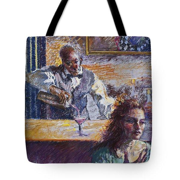 The Pied Piper Tote Bag