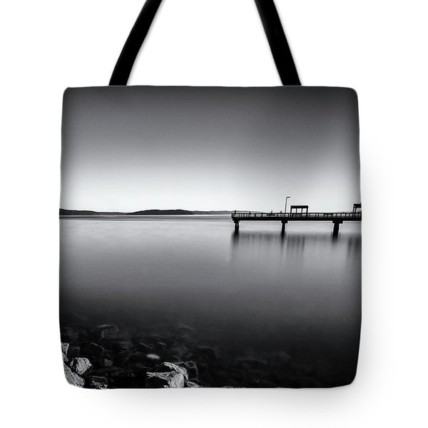 The Pier Tote Bag