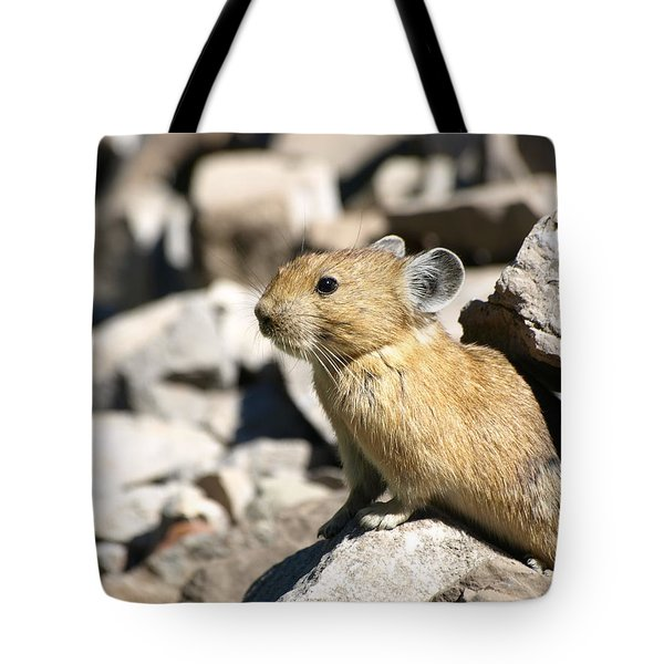 The Pika Tote Bag