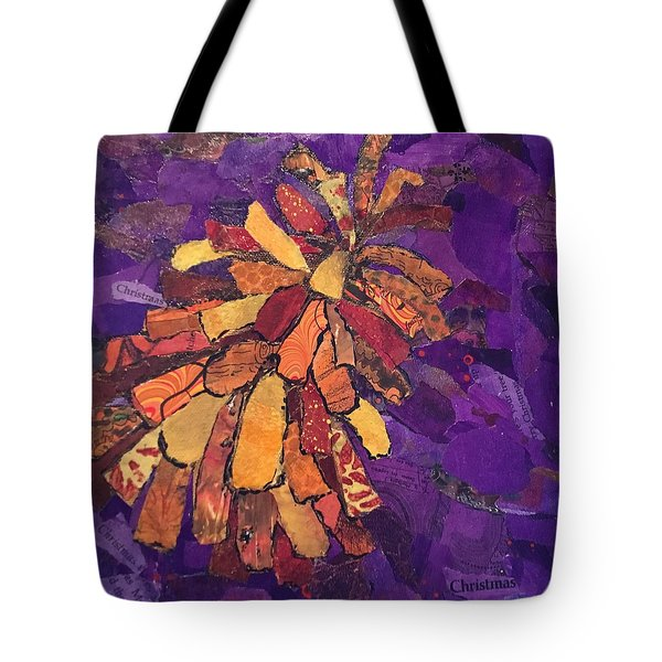 The Pinecone Tote Bag