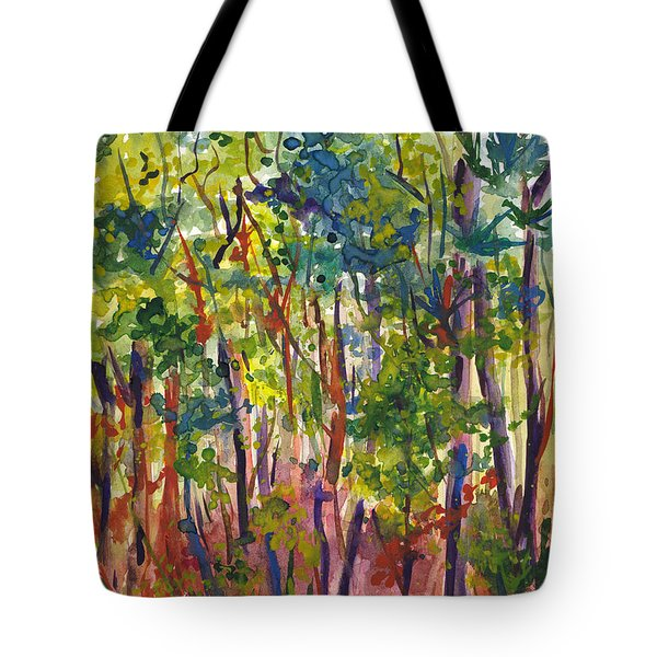 The Pines Tote Bag