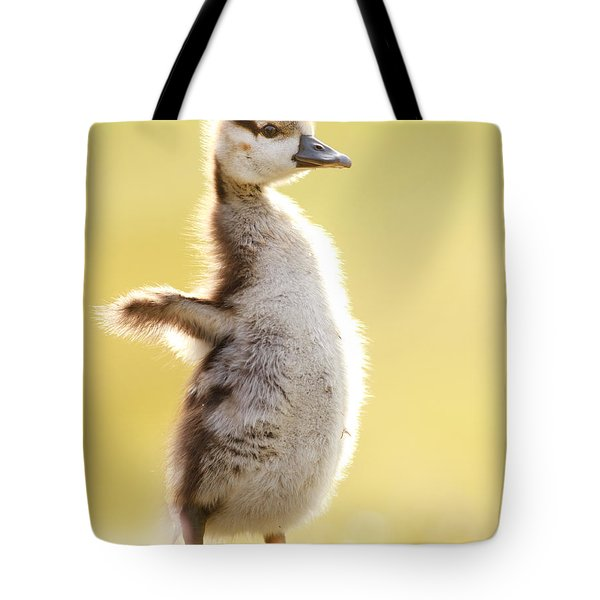 The Pinguin Simulator Tote Bag